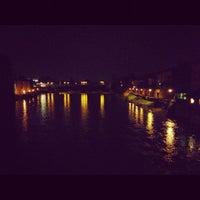 Photo taken at Ponte degli Alpini by Lucia T. on 11/4/2012