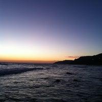 Photo taken at Playa El Zonte by José C. on 1/20/2013