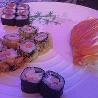 Photo taken at Japinha Sake Bar by Isabella D. on 11/8/2012