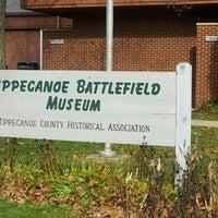 Photo taken at Tippecanoe Battlefield by Jeni W. on 11/4/2012