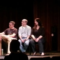 Photo taken at Jet City Improv by Sean P. on 9/17/2012