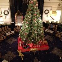 Photo taken at International Hotel by Shahruz K. on 12/14/2012