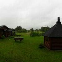 Photo taken at Pühajõe Puhkemaja by VLAD on 7/8/2016