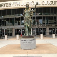 Photo taken at Hillsborough County Courthouse by David W. on 7/3/2013