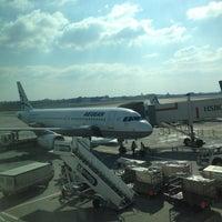 Photo taken at South Terminal by Pavlos K. on 4/10/2013