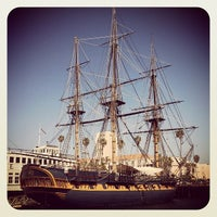 Photo taken at HMS Surprise by Yury G. on 3/19/2014