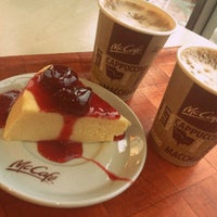 Photo taken at McCafé by Marcia E. on 12/16/2013