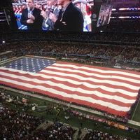 Photo taken at AT&T Stadium by Shayne D. on 1/5/2013