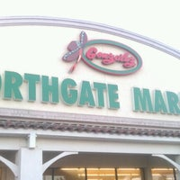 Photo taken at Northgate Gonzalez Markets by Chikilin &. on 12/8/2012