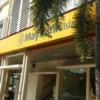 Photo taken at Maybank Section 5 by Eric Toh C. on 4/17/2014