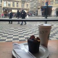 Photo taken at Starbucks by Sezin on 2/15/2013