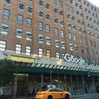 Photo taken at Google New York by MariOh' on 8/24/2016