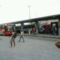 Photo taken at Terminal Integrado Barro by Gilberto S. on 2/22/2013