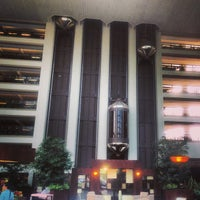 Photo taken at Hilton Bellevue by Steve T. on 8/3/2013