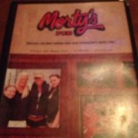 Photo taken at Morty's Pub by Akshay P. on 9/12/2013