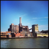 Photo taken at Domino Sugar Factory by Todd S. on 5/27/2013
