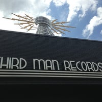 Photo taken at Third Man Records by Hunter B. on 6/30/2013