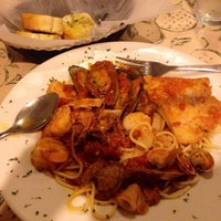 Photo taken at San Remo Italian Restaurant by Octavio D. on 10/24/2013