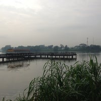 Photo taken at Lower Seletar Reservoir Park by Edwin L. on 10/18/2012