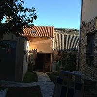 Photo taken at El Ganso Albergue Gabino by Филипп Л. on 8/3/2013