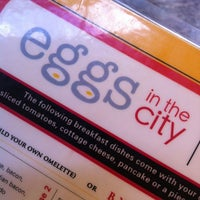 Photo taken at Eggs In the City by Bill O. on 10/21/2012