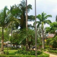 Photo taken at Parque Las Palmas by Vane G. on 4/6/2013
