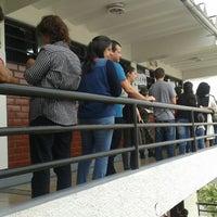 Photo taken at Facultad de Ciencias de la Comunicación UAP by Maribel M. on 11/24/2013