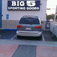 Photo taken at Big 5 Sporting Goods by Charles S. on 11/27/2012