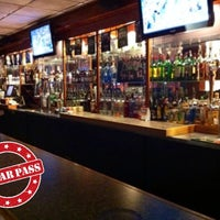 Photo taken at Cap's Pizza & Bar by MyBarPass.com on 11/2/2012