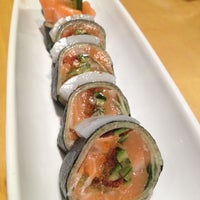 Photo taken at Fish Market Sushi Bar by Joanna H. on 12/10/2012