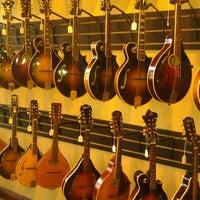 Photo taken at Gruhn Guitars by Steve F. on 11/8/2012