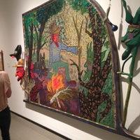 Photo taken at MacKenzie Art Gallery by Kate W. on 5/17/2013