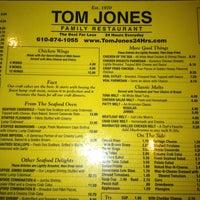 Photo taken at Tom Jones Family Restaurant by Charles H. on 2/24/2013