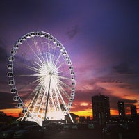 Photo taken at Asiatique The Riverfront by badztua on 8/28/2013