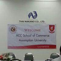 Photo taken at Thai Nakano Co.,Ltd. (Bangkok Tower) by Somruedee P. on 12/3/2012