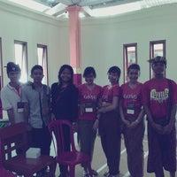 Photo taken at SMAN 1 Denpasar by tika a. on 8/2/2013