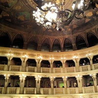 Photo taken at Teatro Comunale by Sam on 4/10/2013