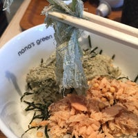 Photo taken at nana's green tea 東京スカイツリータウンソラマチ店 by Agnes H. on 12/11/2016