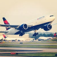 Photo taken at Hartsfield-Jackson Atlanta International Airport (ATL) by Ryan H. on 7/17/2013