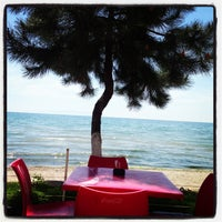 Photo taken at Aheste Cafe & Bar by Ahmet Şükrü D. on 4/28/2013