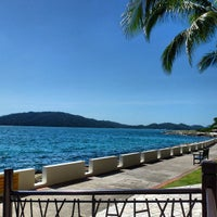 Photo taken at Sutera Harbour Resort by Felix S. on 3/7/2013