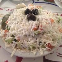 Photo taken at Sahara Restaurant Best Mediterranean food In Brooklyn NY by Celene R. on 12/7/2012