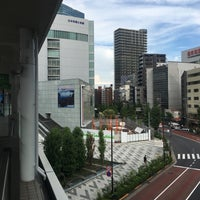 Photo taken at Gate City Ohsaki West Tower by Papa P. on 8/3/2016