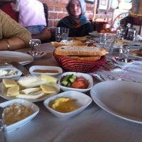 Photo taken at Manzara Restaurant by Birol K. on 10/28/2012