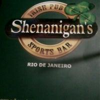 Photo taken at Shenanigan's by Jé on 7/16/2013