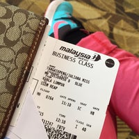 Photo taken at Gate F54 by Juls T. on 5/15/2015