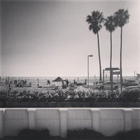 Photo taken at Annenberg Community Beach House by Jonathan L. on 3/10/2013
