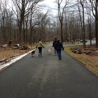 Photo taken at Jockey Hollow by James M. on 12/25/2012