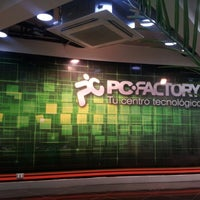 Photo taken at PC Factory by Macarena E. on 9/22/2012
