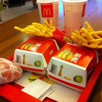 Photo taken at McDonald's by Armands A. on 12/2/2012